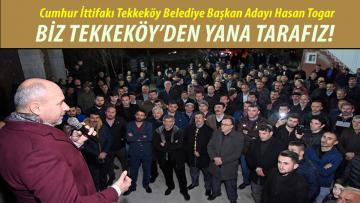 Hasan Togar: 'Yalancıların mumu sandıkta sönecek!'