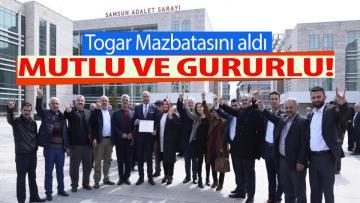 Hasan Togar:' Teşekkür edip işimize bakacağız'