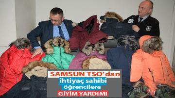 TSO'dan Yardım