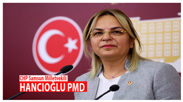 Hancıoğlu CHP PM'de