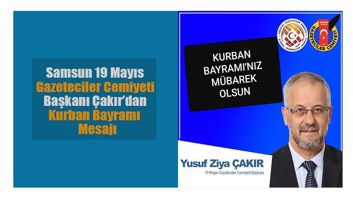 Başkan Çakır'dan Kutlama