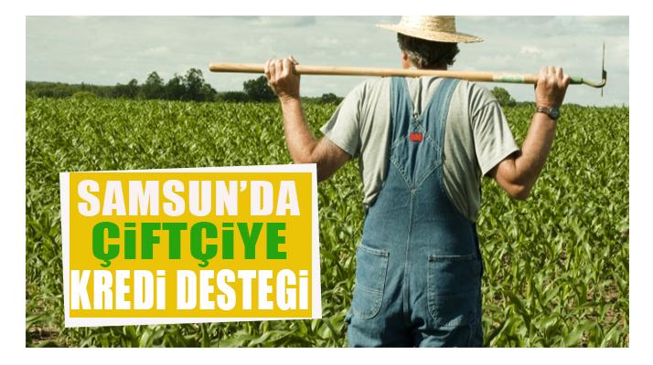 Çiftçiye Kredi