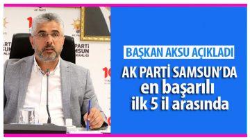 Samsun Ak Parti Çalışıyor!