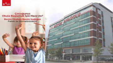 Samsun Büyük Anadolu Hastanesi Uyardı!