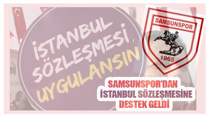Samsunspor'ada Bu Yakışır!