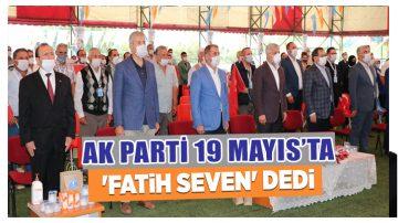 19 Mayıs'ta Seven Güven tazeledi