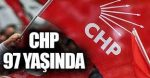 CHP'nin 97. Yıl Dönümü