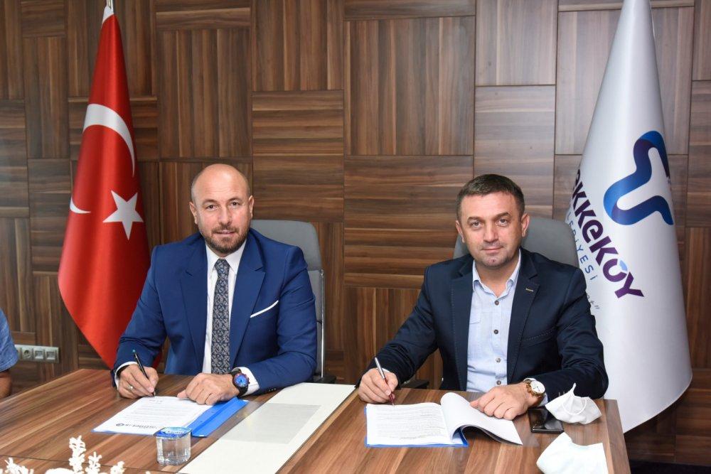 Tekkeköy Belediyesi Fedakar İşçilerini Unutmadı!