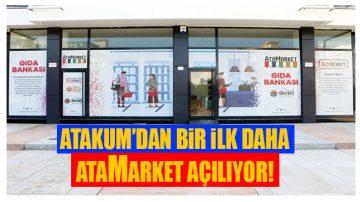 Atakum'da Ata Market Açılıyor!