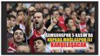 Samsunspor Muğlaspor ile Karşılaşacak!