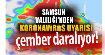 Valiliğin Koronavirüs Uyarısı!