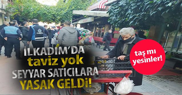 Samsun'da Seyyarlara Yasak Geldi!