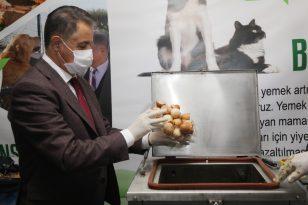 Atakum'da gıda israfı dönüşümle önlenecek!