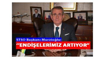"""Murzioğlu:""""İşletmelerin Yükü Arttı!"""