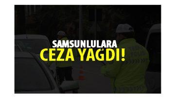 Samsun'a Kısıtlama Cezası!