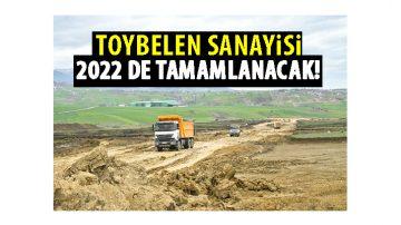 Yeni Sanayi Sitesi 2022!de Hazır!