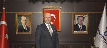 Başkan Togar'dan 18 Mart Mesajı