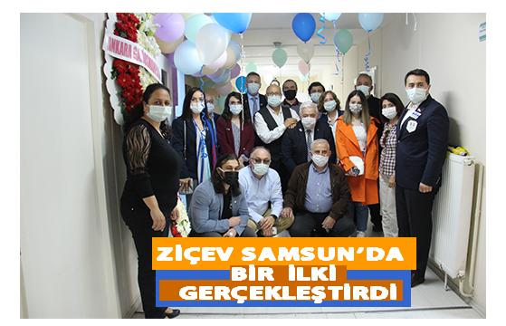 Samsun'da Terapi Odası Açıldı