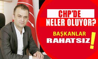 Samsun CHP'de Kriz Var!